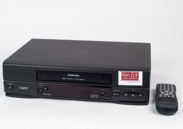 Aristona SB635 (VHS video recorder)