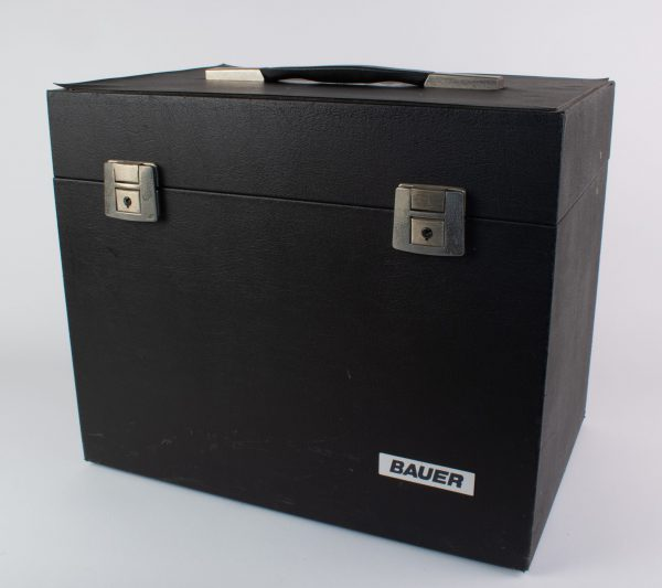 Bauer opbergkoffer (tweedehands)