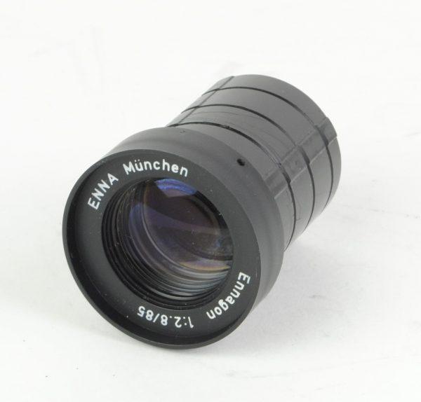 Objectief/lens - Enna München Ennagon 1:2,8 / 85