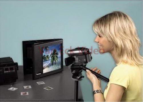 Hama 3012 Telescreen Videotransfer daglicht scherm