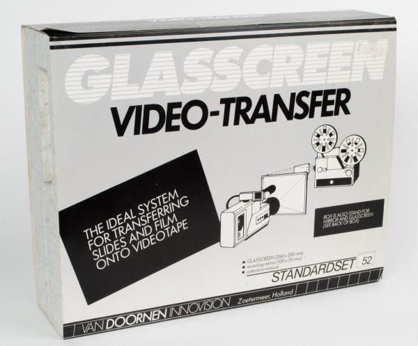 Van Doornen - Glasscreen video-transfer box - standardset 52