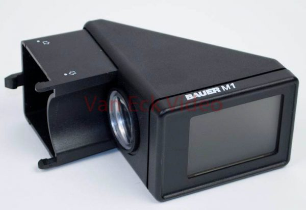 Bauer M1 Monitoring scherm voor Bauer Projectoren