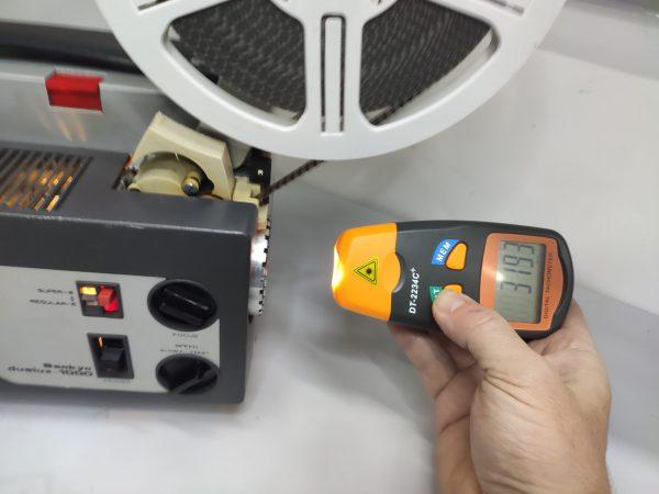 RPM Check DT-2234C+ (snelheidsmeter projector)