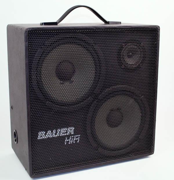 Bauer L 50 HiFi - luidspreker