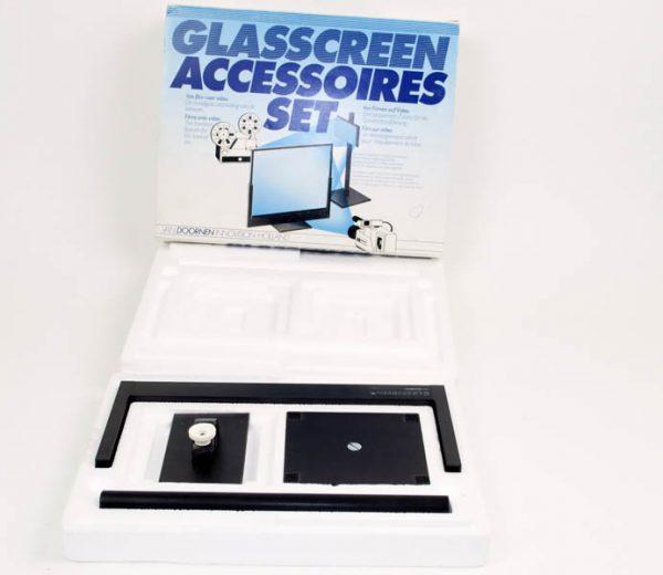 Van Doornen - Glasscreen - accessoires set