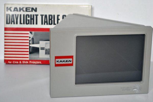 Kaken - Glassscreen / daglicht tafel scherm