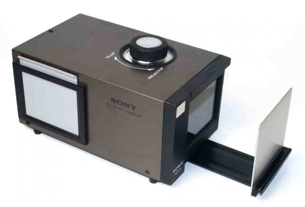 Sony VCR-4 Telecine Adaptor