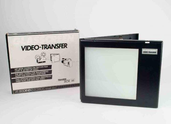 Van Doornen Glasscreen Video-Transfer box 56