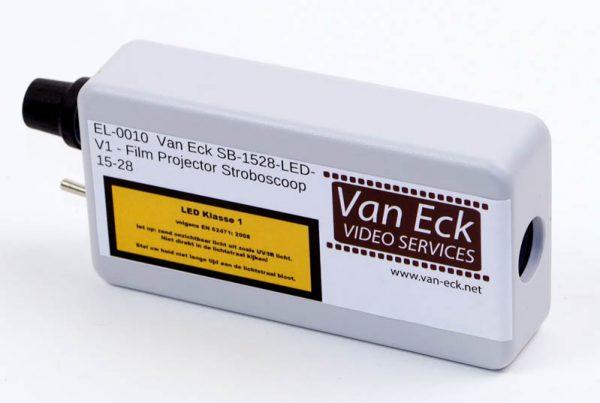 Van Eck SB-1528-LED-V1 - Film Projector Stroboscoop 15-28