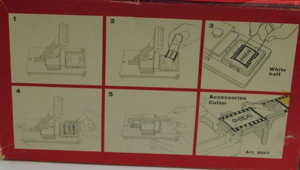 Gepe hand mounting press