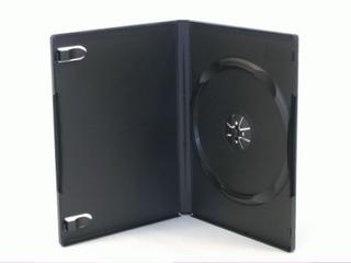 HKMP 14MM DVD box zwart - 101526