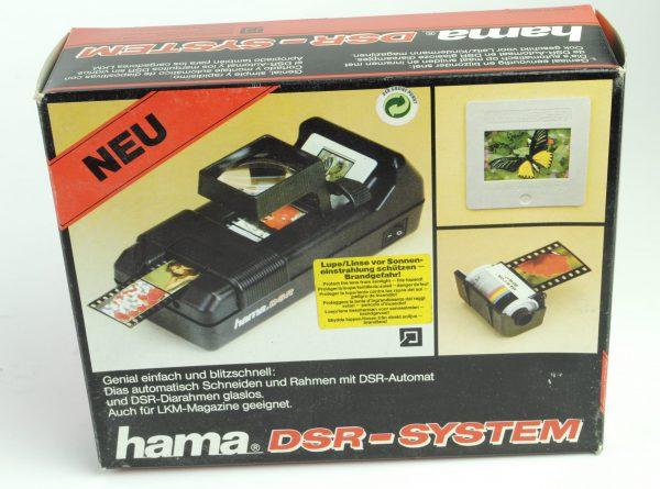 Hama DSR-Systeem - voor inramen dia's