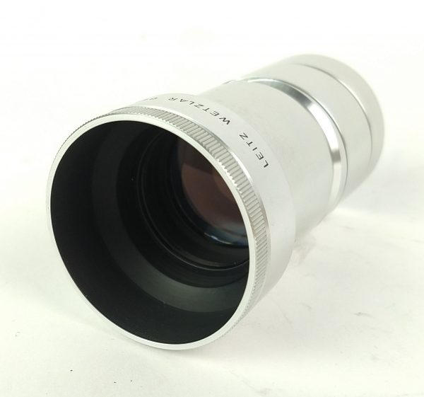 Objectief/lens - Leitz Wetzlar Germany Colorplan 1:2,5 / 90mm
