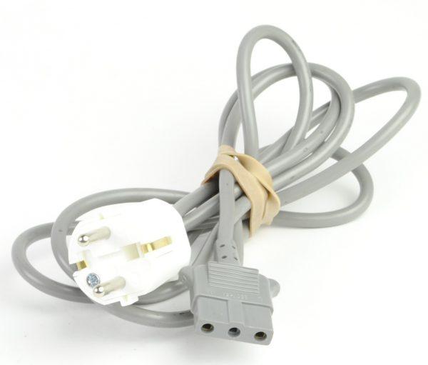 Netsnoer 3-pins aansluiting (tweepolig)