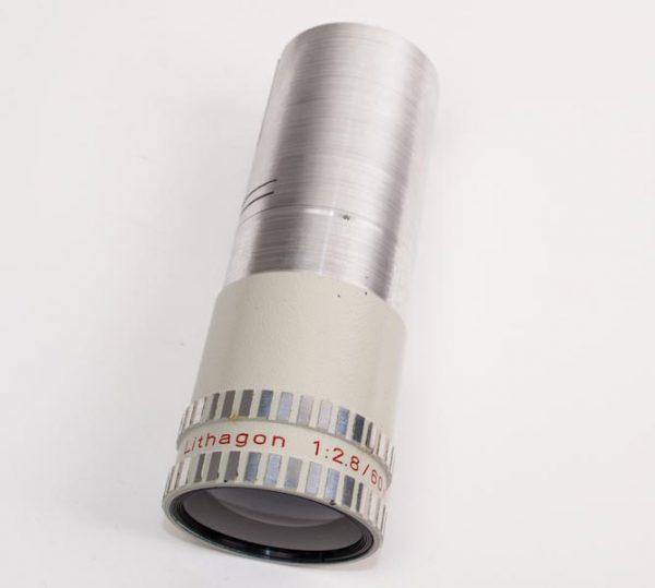 Objectief/lens - Lithagon 1:2,8 / 60mm ENNA München