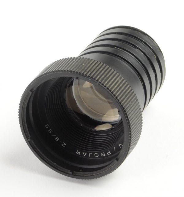 Objectief/lens - Isco-Gottingen V/Projar 2,8 / 85