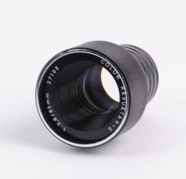 Objectief/lens - Color Revuetar-S 1:2,8 / 85mm
