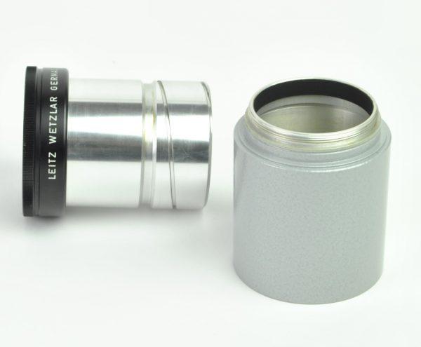 Objectief/lens - Leitz Wetzlar Germany Elmaron 1:2,8 / 150mm met adaptor