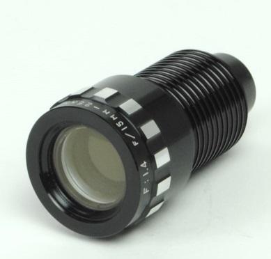 Objectief/lens - 1:1,4 / f=15-25mm
