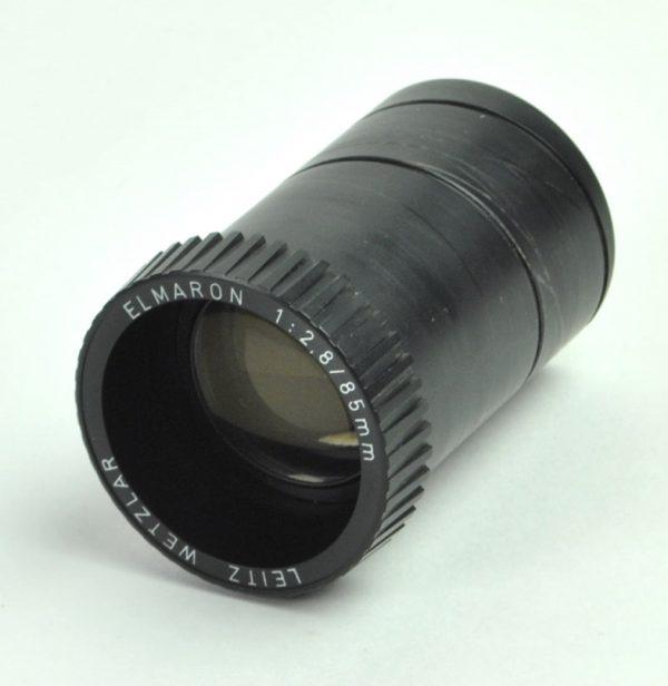 Objectief/lens - Leitz Wetzlar Elmaron 1:2,8 / 85mm