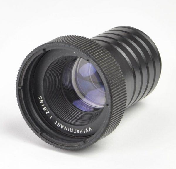 Objectief/lens - Liesegang VVI Patrinast 1:2,8 / 85mm