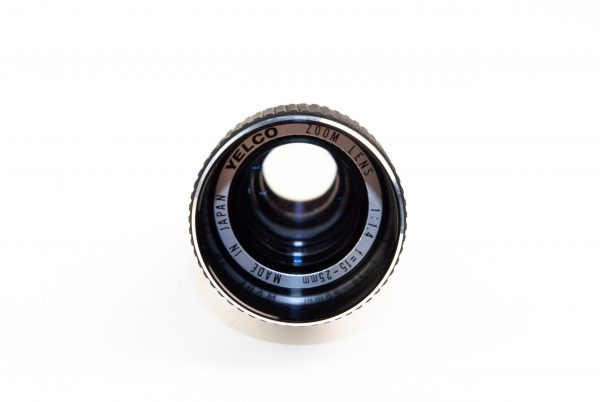 Objectief / Lens - Yelco Zoom Lens 1:1,4 / f=15-25mm