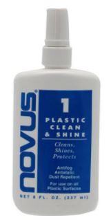 Novus nr. 1 Plastic Clean & Shine