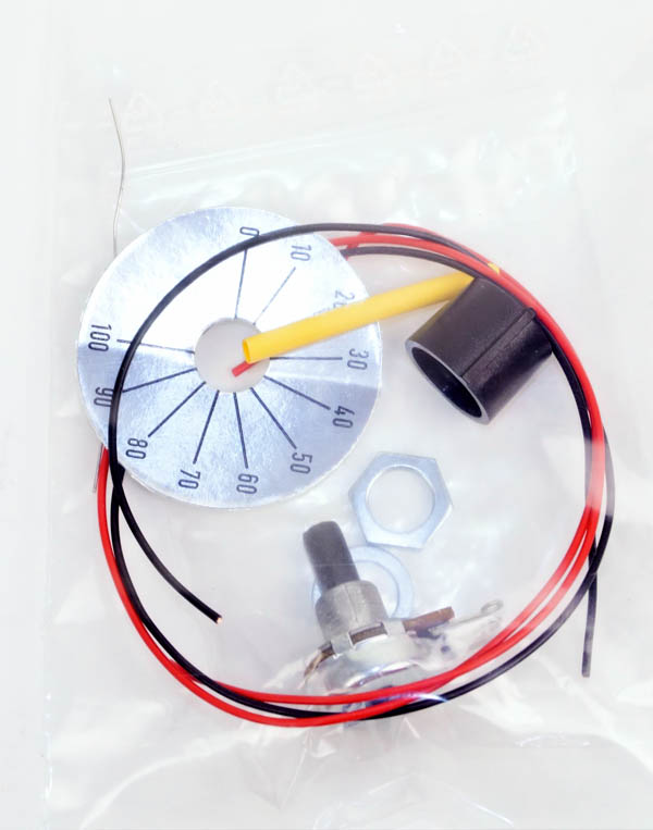 Elmo - Variabele snelheidsregeling - ombouw set
