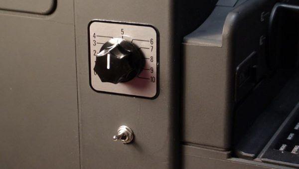 Bauer projector - variabele snelheidsregeling ombouw set