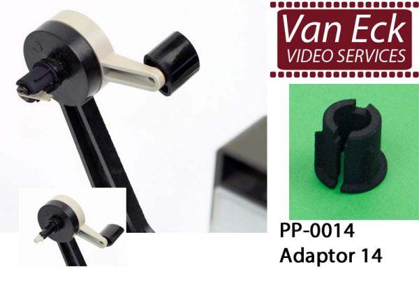 Super8 spoel adapter - Viewers Chinon