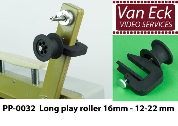 Longplay roller 16mm - 12-22mm