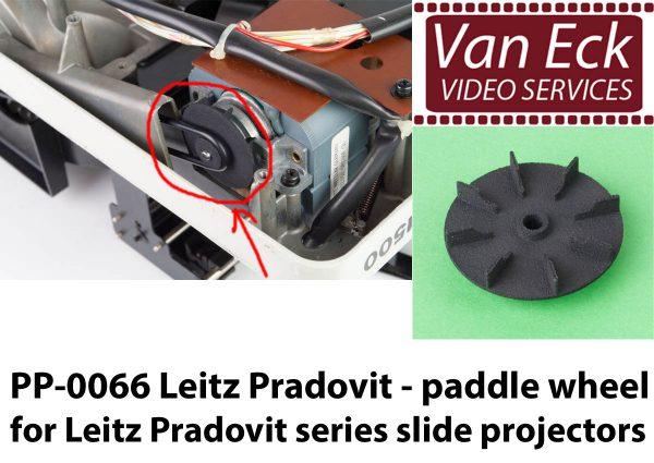 Leitz Pradovit - schoepenschijfje