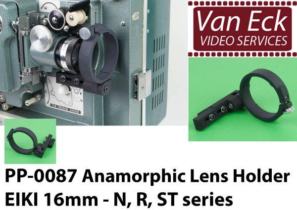 Lens houder EIKI 16mm - N, R, ST series voor scope / anamorfotische lenzen
