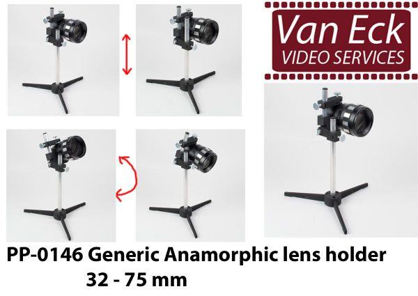 Generieke Lens houder Scope / Anamorfotische lenzen- 32 -75mm