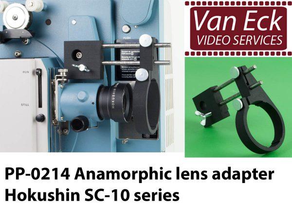 Lens houder Hokushin SC-10 voor scope / anamorfotische lenzen
