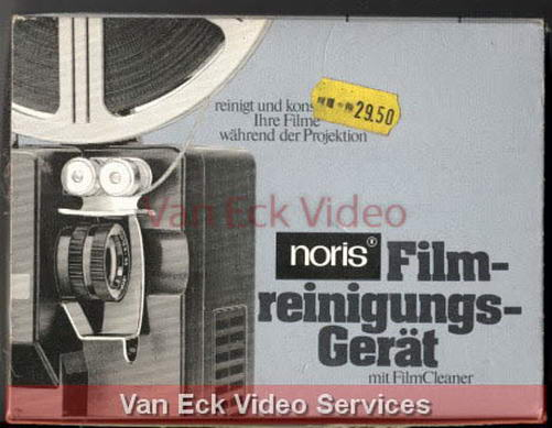 Noris Film Reinigings apparaat