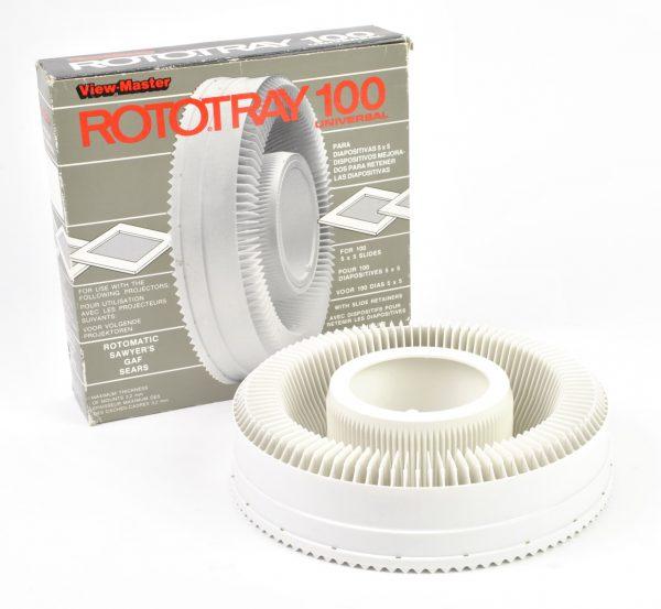 Rototray 100 Universal - rond Dia Magazijn