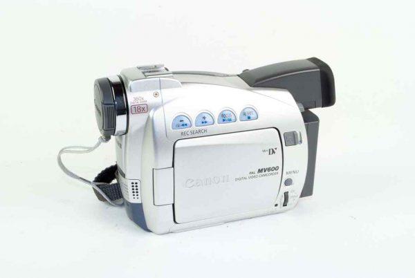 Canon MV600 (minidv)