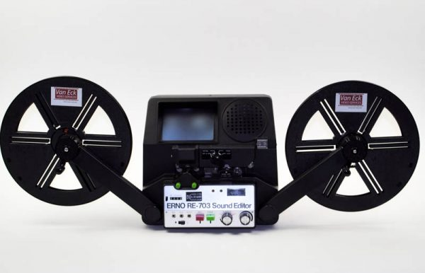 Erno RE-703 Sound Editor (super8 motor viewer met geluid)