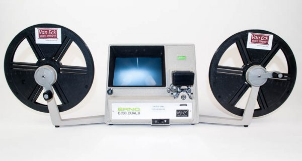 Erno E-700 DUAL-8 (alle 8mm films)
