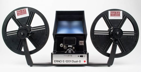 Erno E-1201 Dual 8 (alle 8mm films)