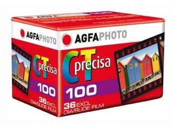 Agfa Precisa CT100 36 Dia Film