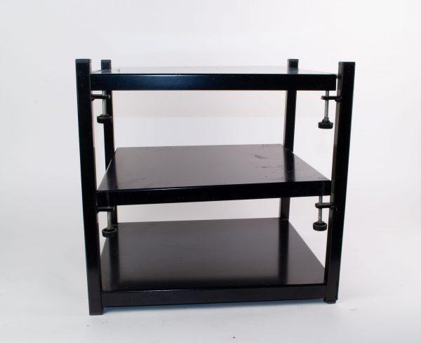 projectie tafel voor 2 dia overvloei projectoren - 36 x 40 x 38 cm