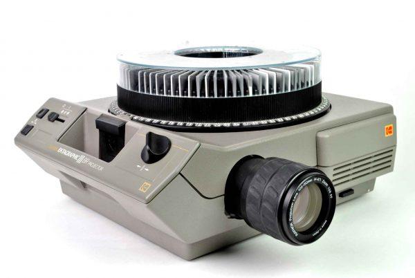 Kodak Ektagraphic III (dia's 5x5cm)