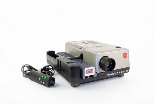 Leica Pradovit P 600 IR (timer functie)