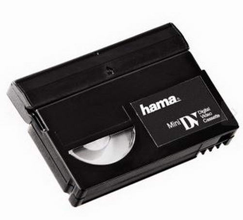 Mini DV reinigingscassette (Hama 49679)