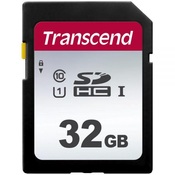 Transcend 32GB UHS-I U1 SD kaart