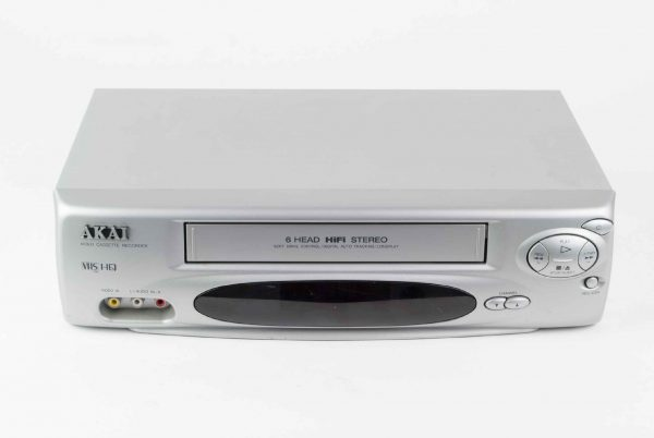 Akai VS-K607N-E3 (VHS video recorder)