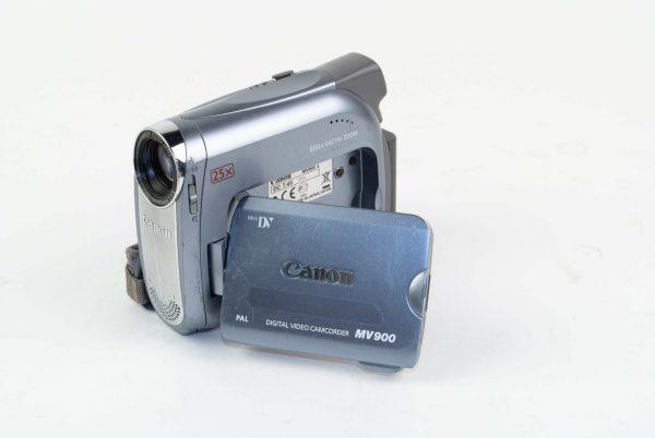 Canon MV900 (mindv)
