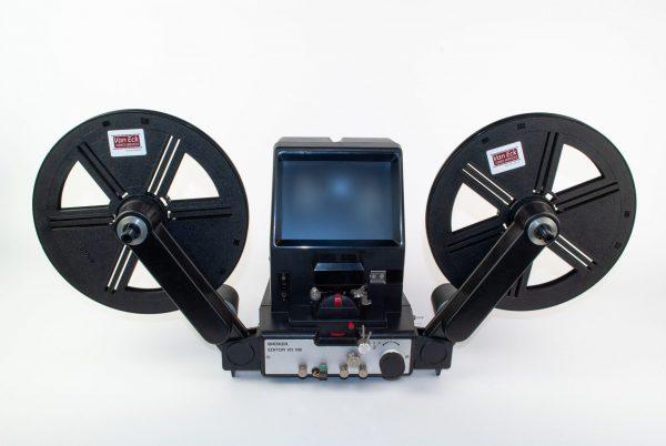 Broker Editor 101 VM (motor viewer super8 met geluid)